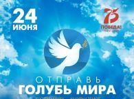 Подробнее: Голубь мира 24.06.20